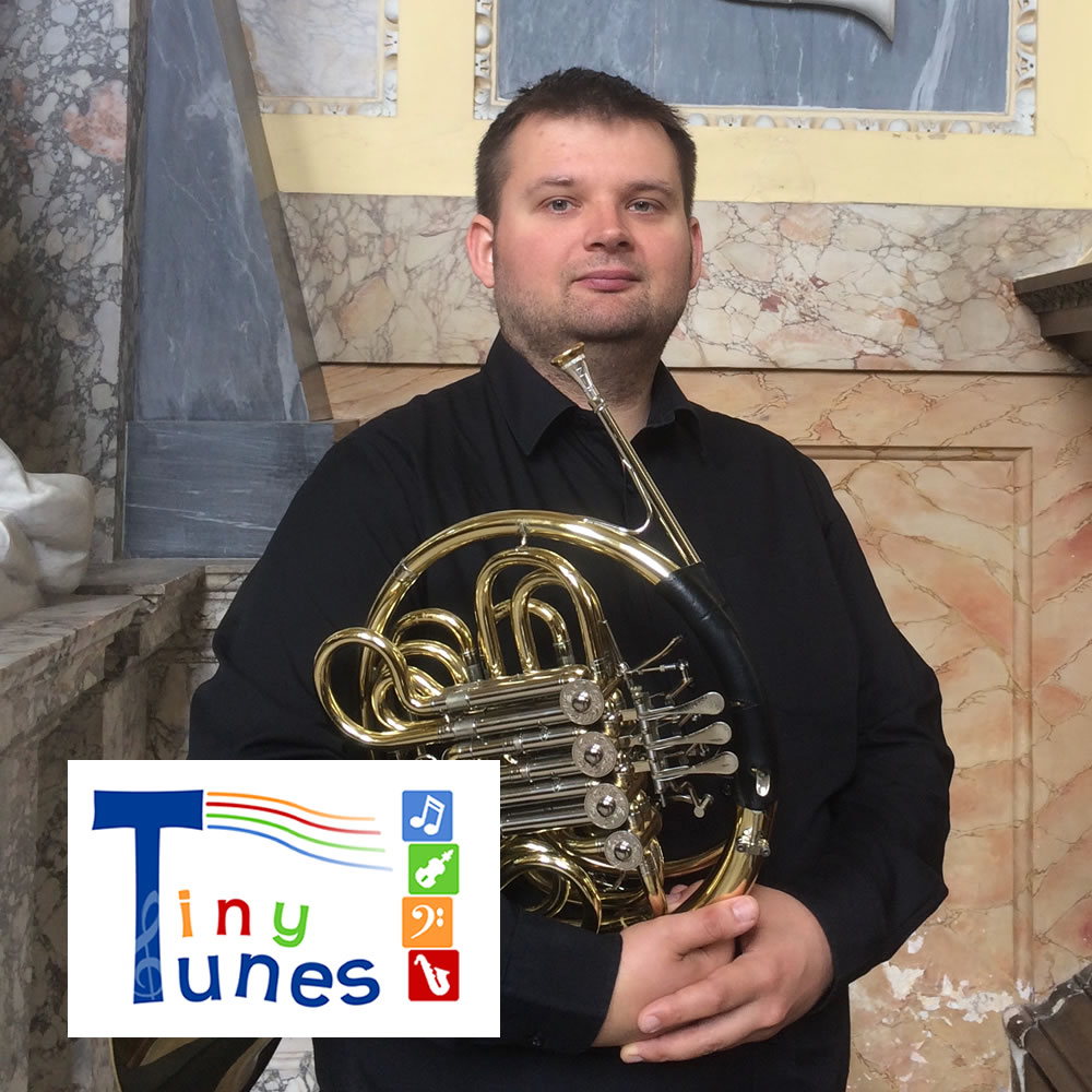 Tiny Tunes Concert - Tally Ho! Introducing the French Horn