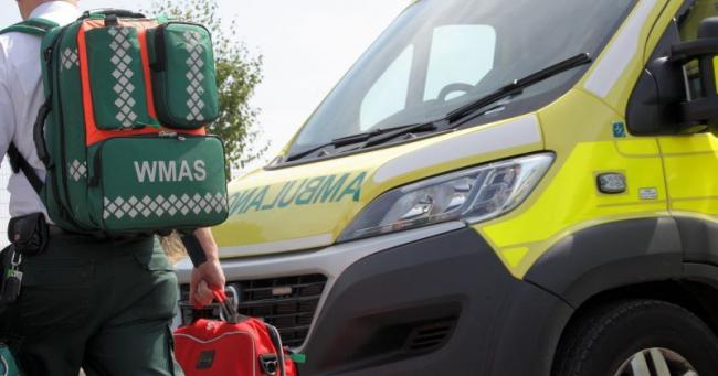 Paramedics with West Midlands Ambulance Service are to trial body cameras