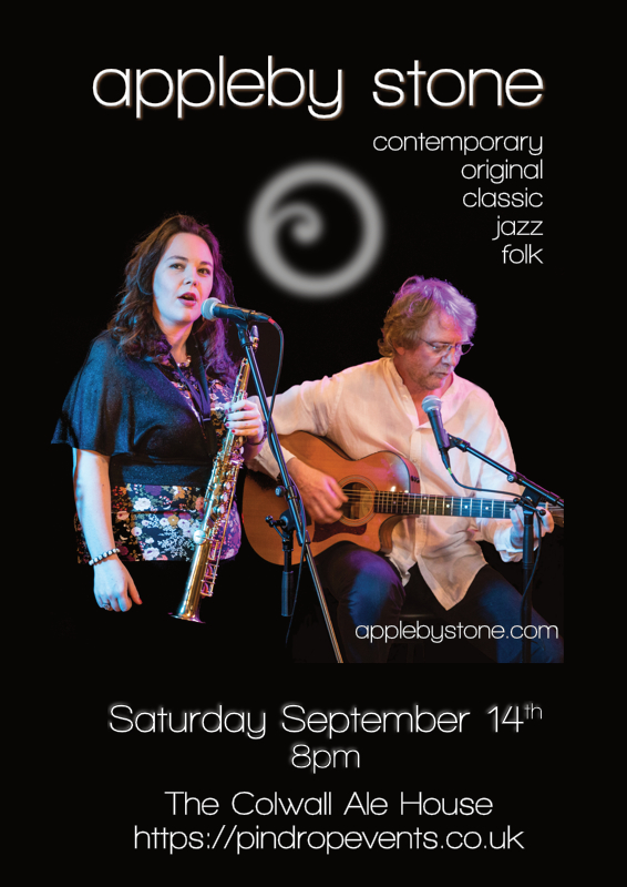 Ale House Concert: Appleby Stone Duo
