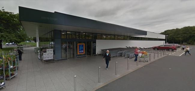 The Aldi store on Sherwood Road, Bromsgrove, will reopen to customers on Thursday, August 15. Picture: Google Maps.