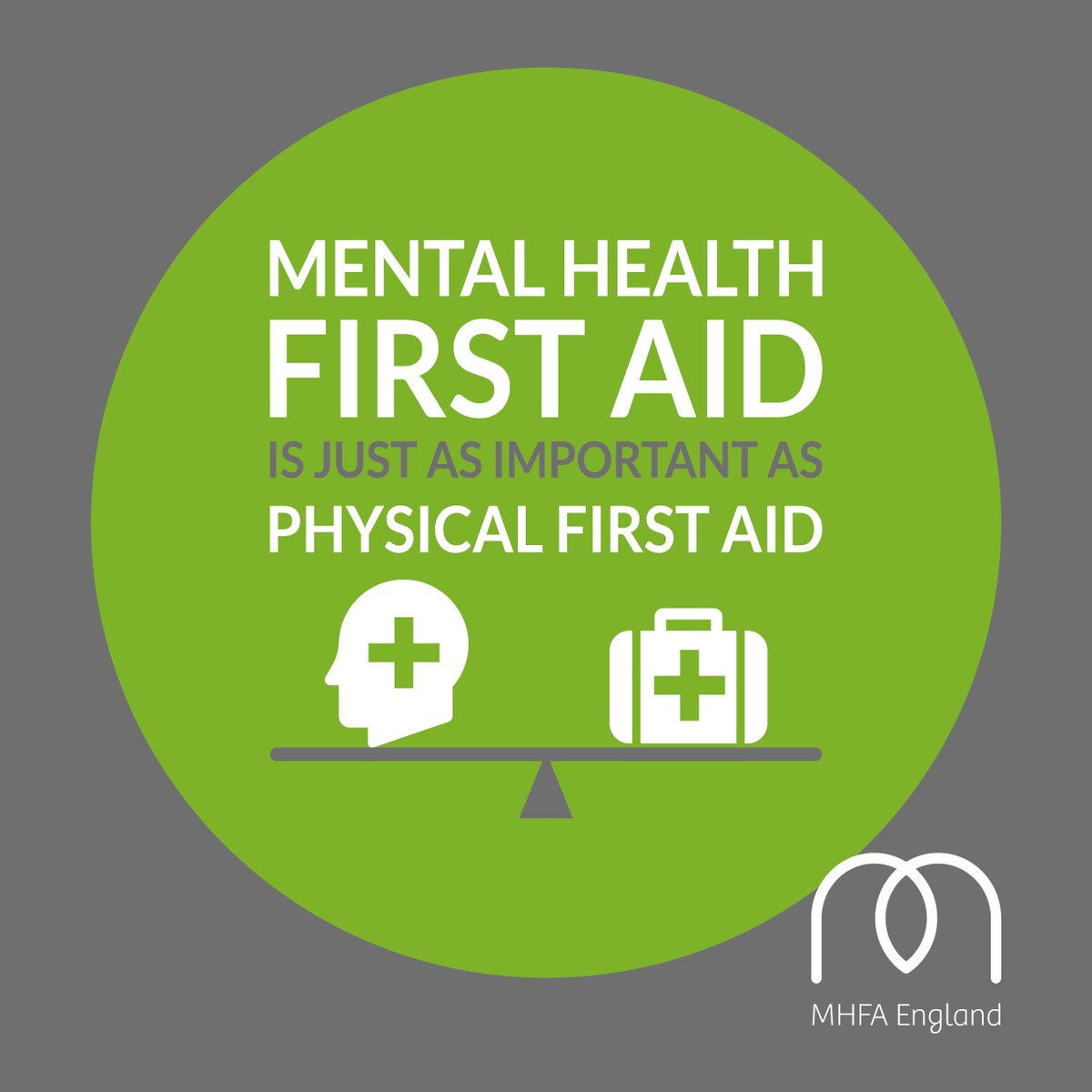 MHFA Mental Health Aware course
