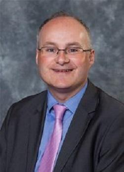 Councillor Simon Geraghty. Picture: Worcestershire County Council.