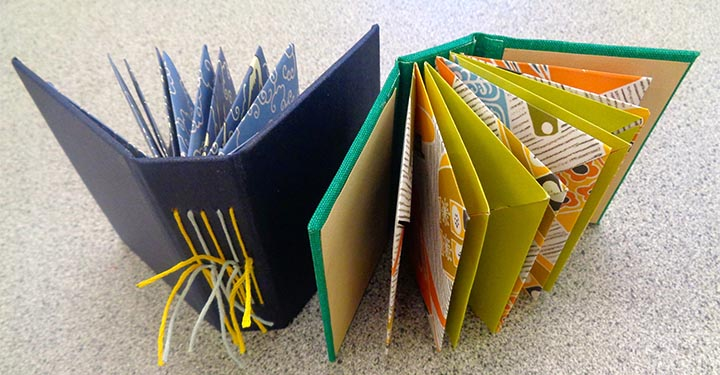 Cut Fold Bind - So Many Books, So Little Time