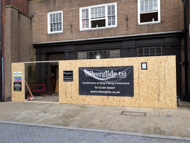 New pub The Old Post Office to opening on Bromsgrove High Street