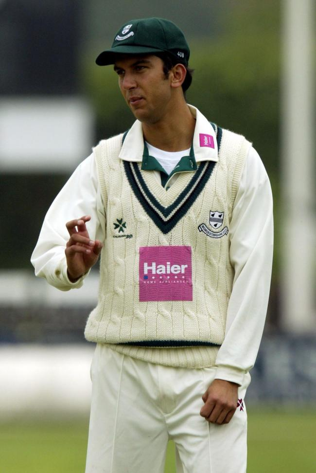 Kadeer Ali in action for Worcestershire in 2004. Picture: David Davies/PA Images