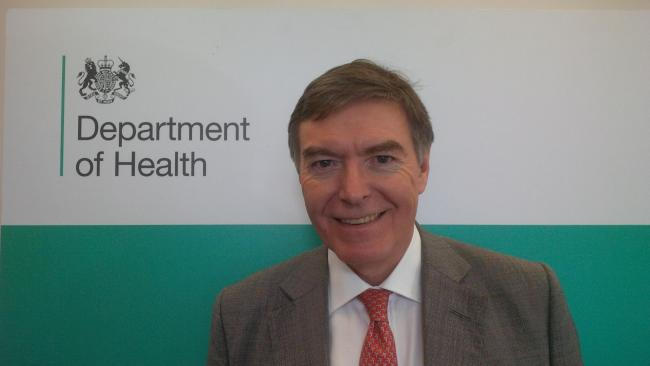 Philip Dunne MP.