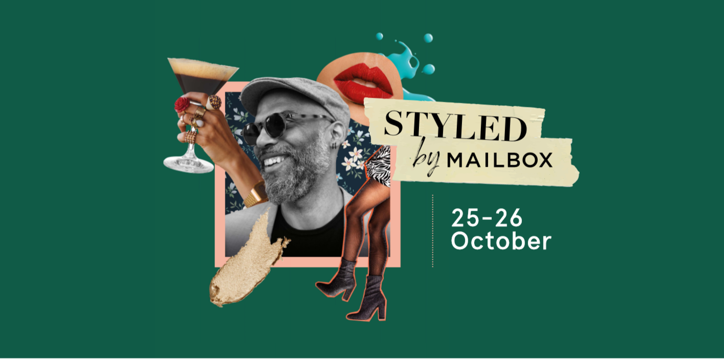 Celebrating new season fashion at Styled by Mailbox