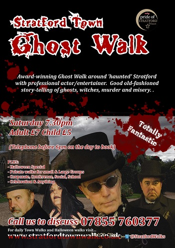 Halloween Ghost Walk