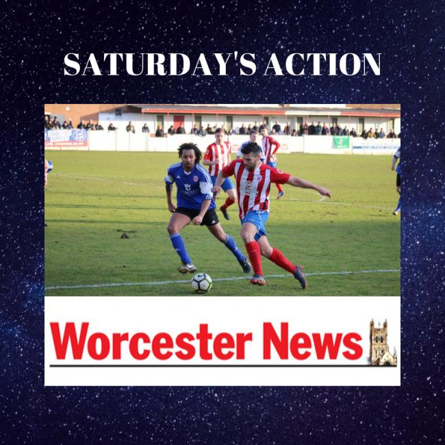 Bromsgrove Sporting hit by late leveller - Worcestershire football round-up