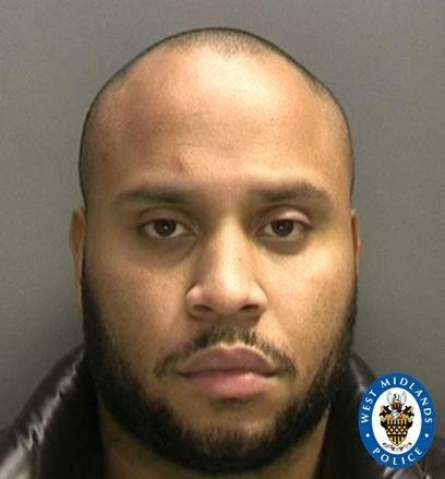 Leroy Campbell-Brown. Photo: West Midlands Police.