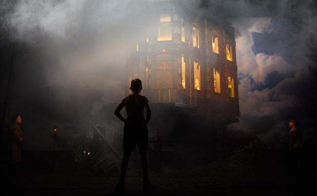 HAUNTING: Eerie events when the inspector calls. Photo by Mark Douet.