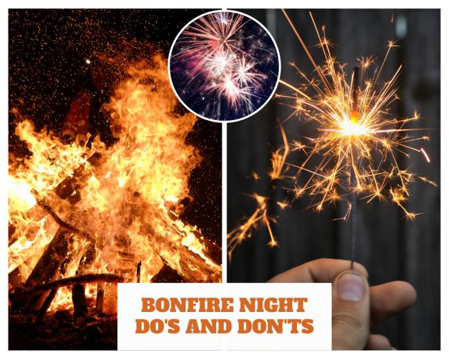14 important tips to make sure Bonfire Night goes with a bang
