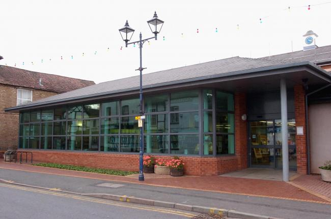 A man was allegedly assaulted outside the Halo leisure centre in Bromyard earlier this month.