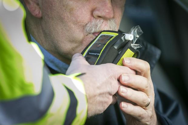 Hereford has been named as the drink and drug-drive capital of the UK for a second year running, new analysis shows.