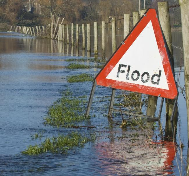 A flood alert is in place in parts of the Black Country and South Staffordshire.