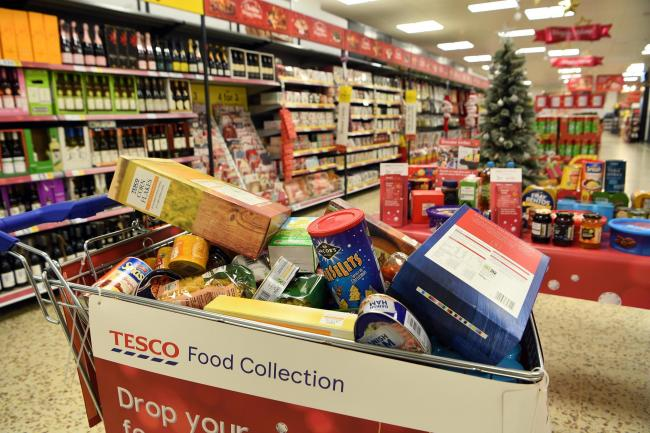 Tesco Food Collection launches