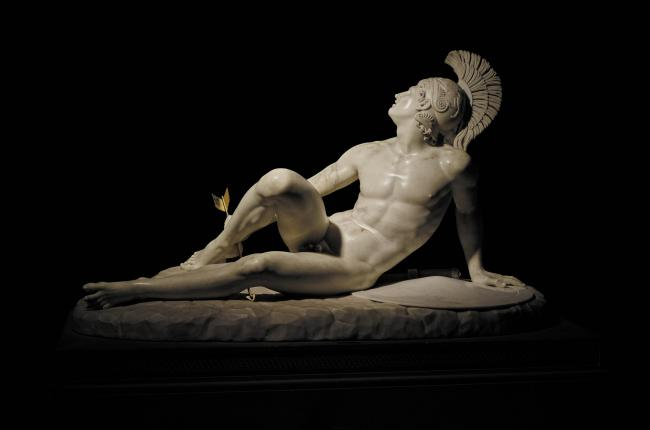 Filippo Albacini, The Wounded Achilles