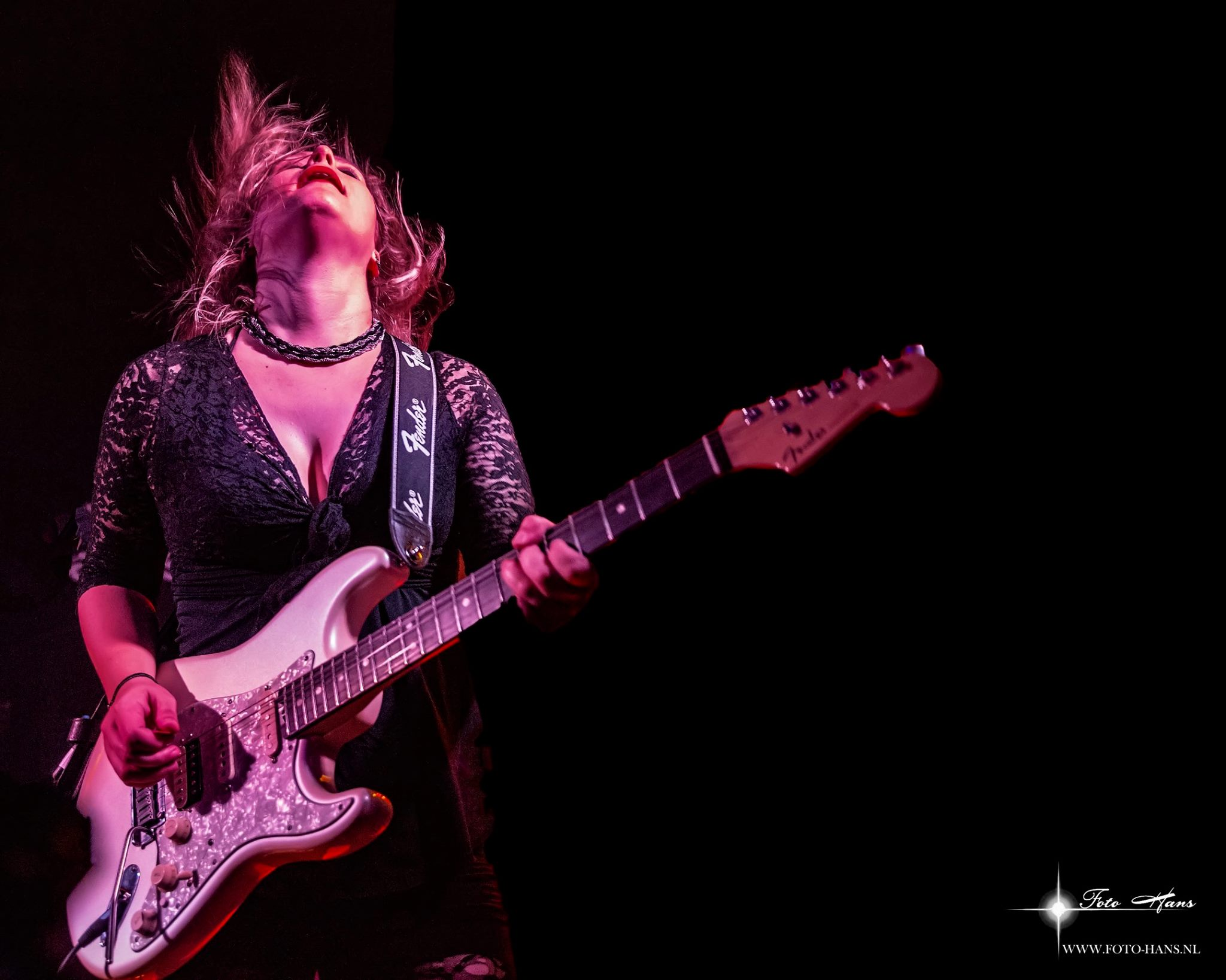 Eliana Cargnelutti - Blues Rocker from North Italy plays in West Midlands