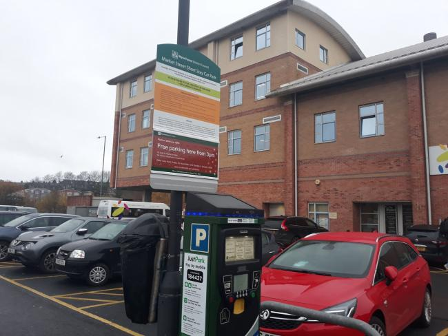 Wyre Forest District Council has suspended all parking charges to support key workers during the coronavirus crisis