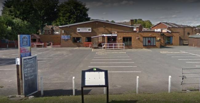 Bromsgrove Folk Club meets at Catshill Social Club. Picture: Google Maps.