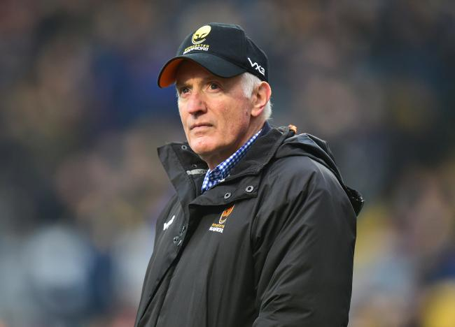 FOCUS: Worcester Warriors boss Alan Solomons looks ahead to Bath this weekend. Picture: ALEX JAMES/JMP