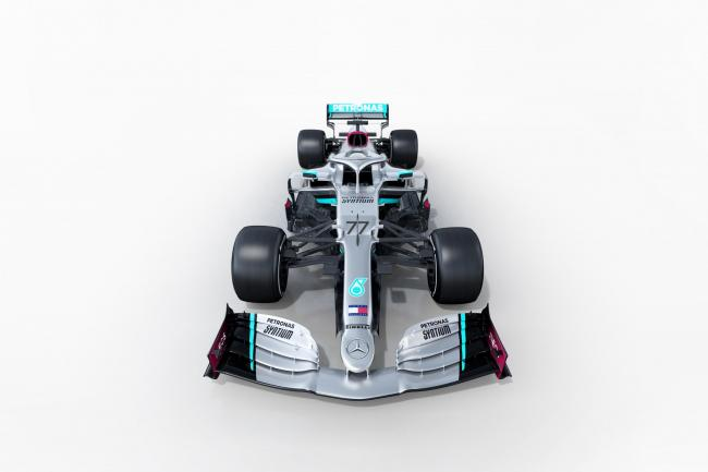 Mercedes have unveiled their new car