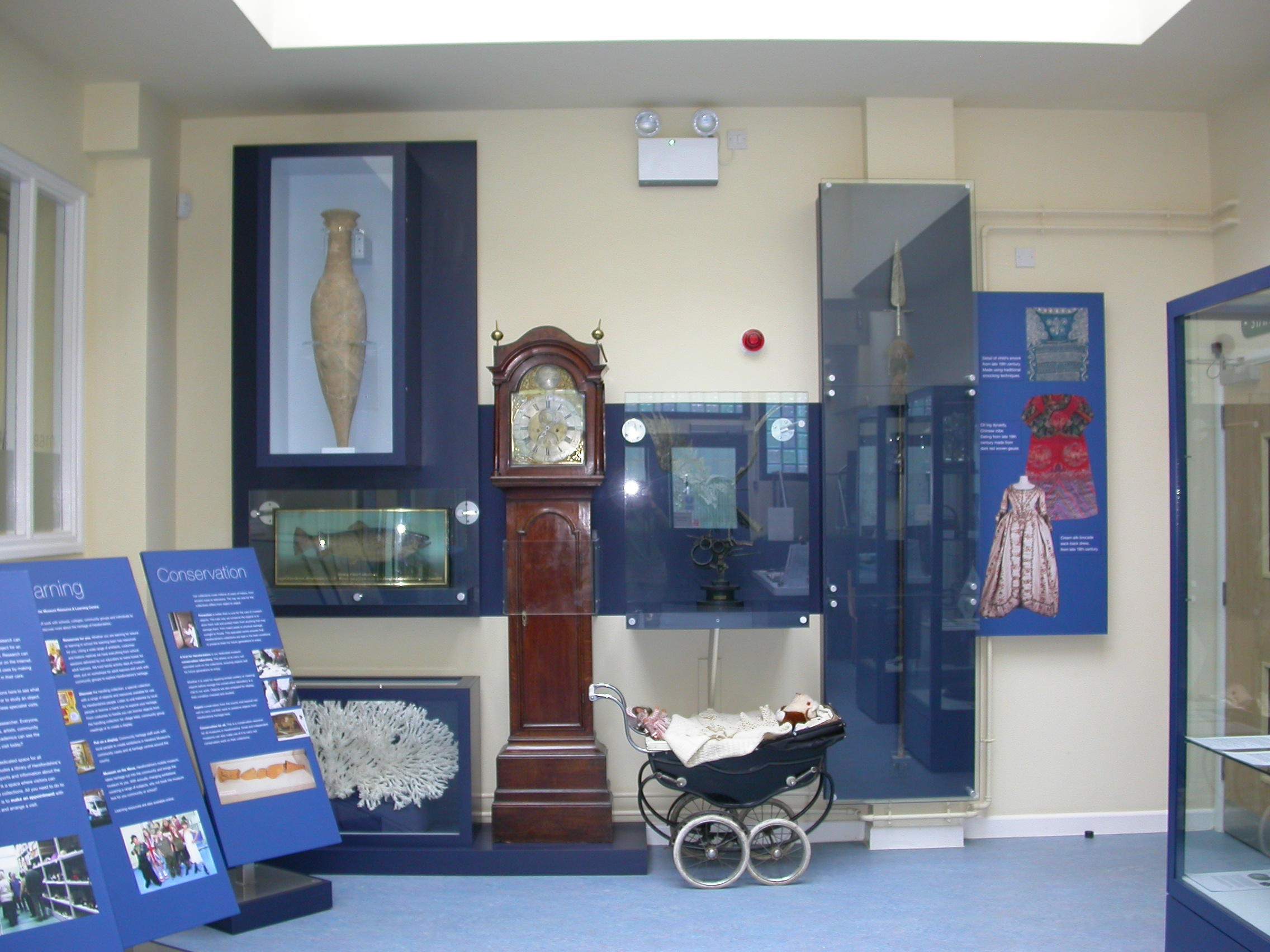 Heritage Open Days: Museum Resource & Learning Centre
