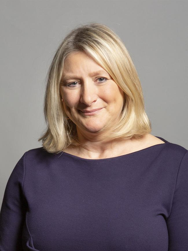 Suzanne Webb MP