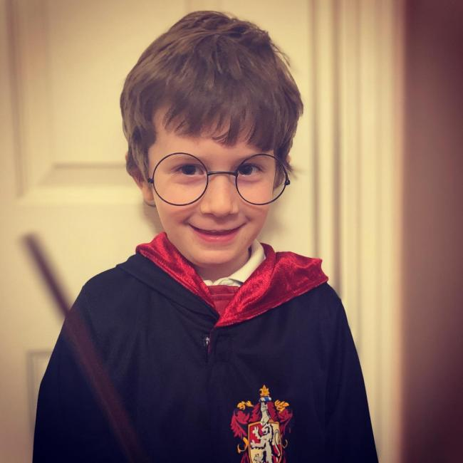 Potter mad for world book day