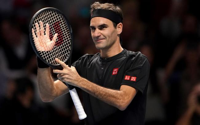 Roger Federer announced a generous donation to the Swiss response to the pandemic