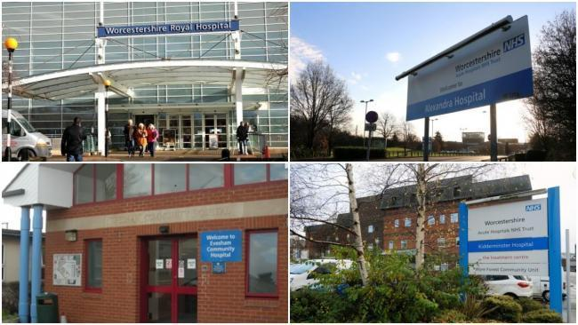 Worcestershire hospitals have the 'capacity to cope' with coronavirus