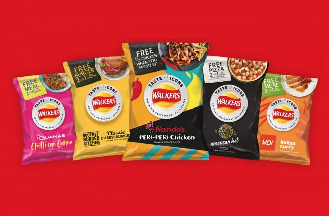 CRISPS: Walkers have unveiled a new range of crisps - including a Nando's Peri-Peri Chicken flavour. Picture: Walkers Crisps