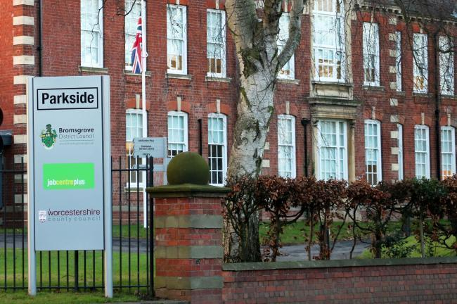 Parkside - The home of Bromsgrove District Council