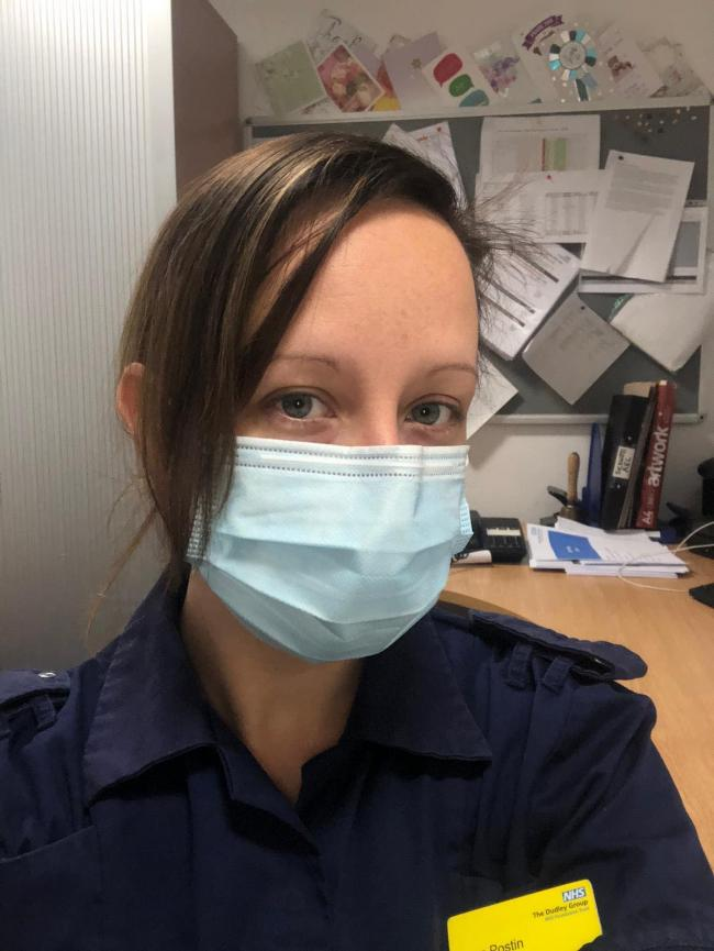 Lead nurse Laura Postin who is an absolutely fantastic boss. She has supported all her 70 + staff amazingly thorough this epidemic I couldn't think of no better boss