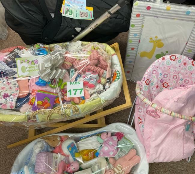 Maz started the Brierley Hill Baby Bank and supports parents at one of the most vulnerable times. Providing packs that are just amazing as well as referring to other charities and agencies to to help support parents and their children.