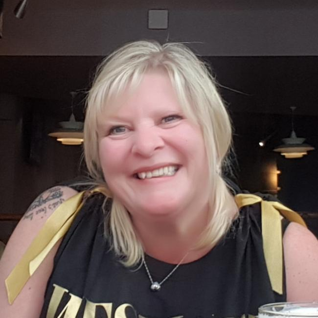 My wonderful sister Sharon Hutchinson who goes to work at the Halifax bank on Stourbridge High St to ensure that people can manage their cash flow, pay bills and gives them help with online banking features to save them having to make unnecessary journeys xxx thank you xxx