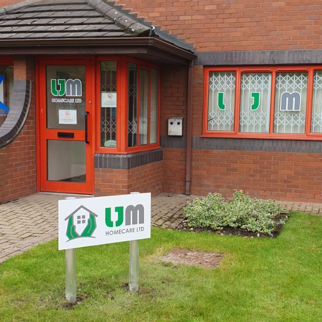 LJM Homecare have been providing care within the Dudley borough a big thank you to all staff