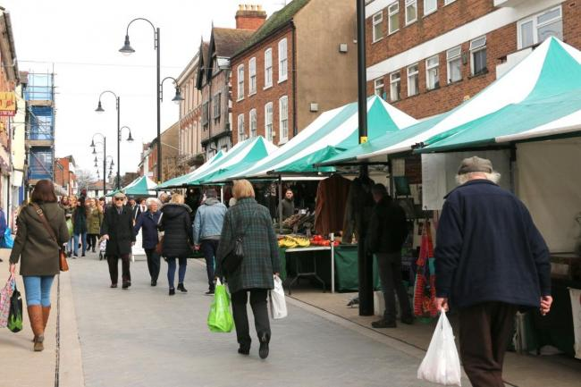 Bromsgrove Market will reopen on Tuesday, June 2.