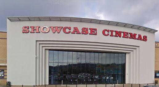 Showcase Cinema in Dudley. Image: Google Maps.