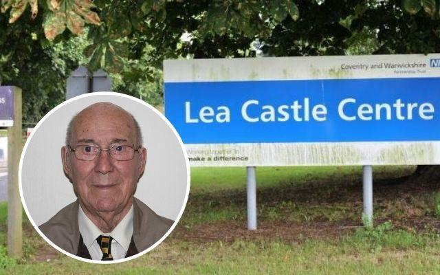 Reginald William Willis was an employee at Lea Castle Hospital near Kidderminster in the 1950s