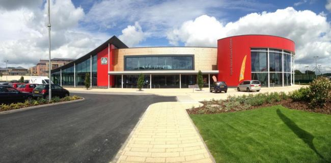 "Wyre Forest Leisure Centre bosses have said it is ""disappointing"" that indoor gyms are unable to reopen this weekend"