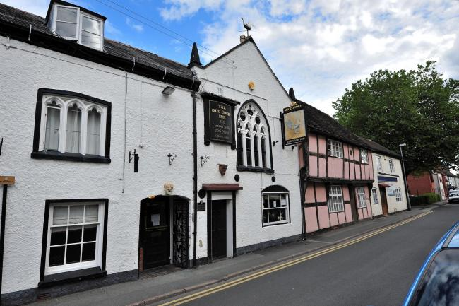 ATTACK: The Old Cock Inn