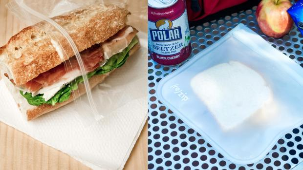Bromsgrove Advertiser: Switching to reusable sandwich bags has saved me money over time. Credit: Getty Images / Reviewed
