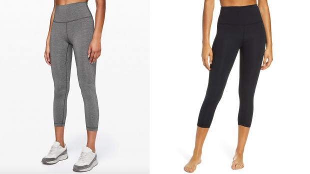 Bromsgrove Advertiser: These Zella leggings are half the price but are high-quality. Credit: Lululemon / Zella