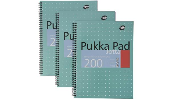 Bromsgrove Advertiser: A notebook for every subject Credit: Pukka Pad
