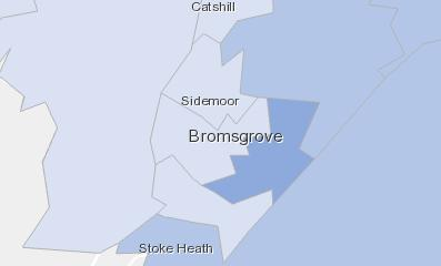 Bromsgrove Advertiser: This is where new Covid-19 cases have been recorded in Bromsgrove