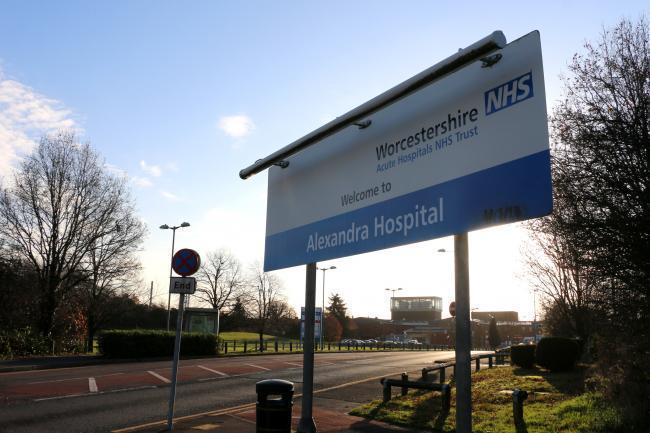 The trust which runs the Alexandra Hospital needs £20million to fix its buildings