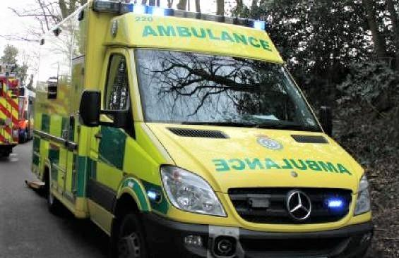 A teenager has been seriously injured following a road traffic collision in Longbridge last night.