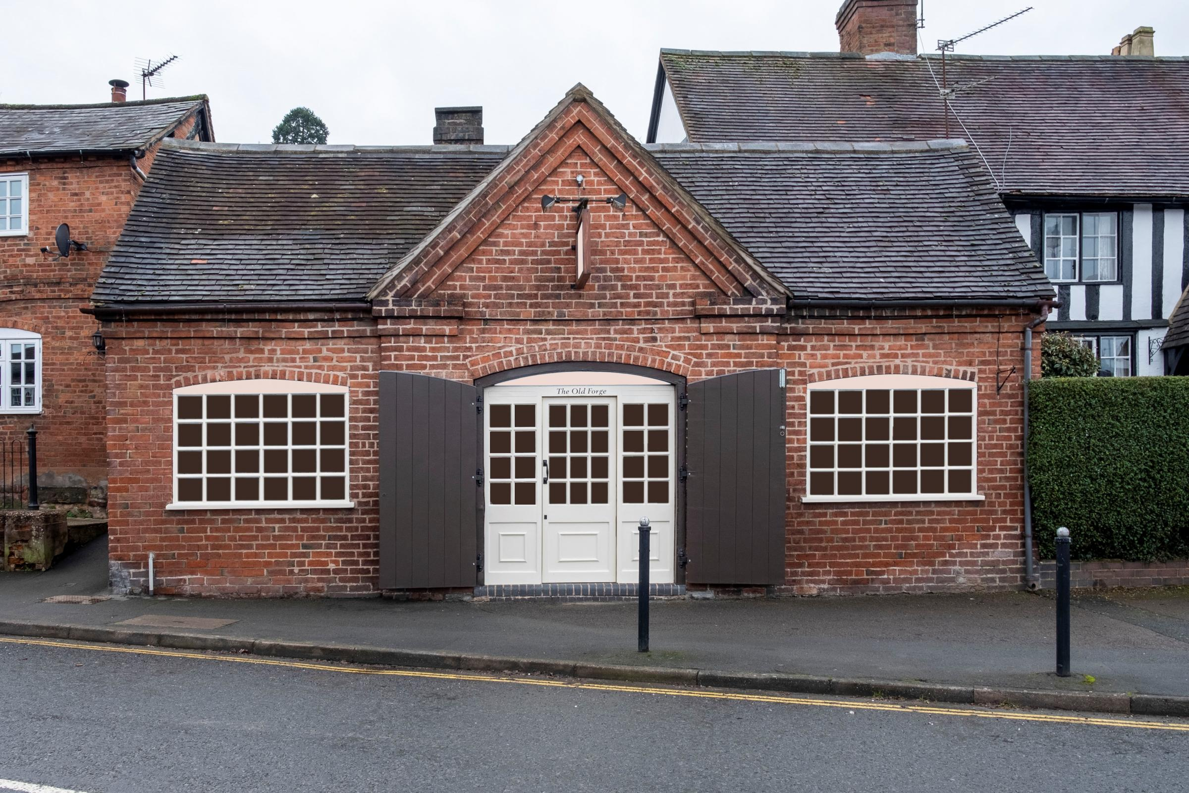 The Old Forge in Alvechurch, where the new studio will open