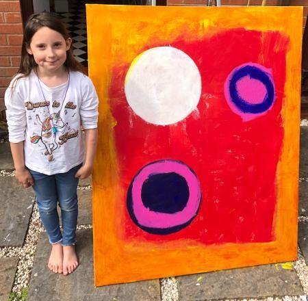 Royal Academy of Art exhibits work by Bromsgrove schoolgirl